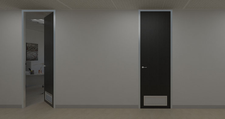 Solid wall plaster partitions