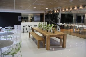 Union Swiss fitout