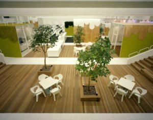 TBWA\HAKUHODO office space